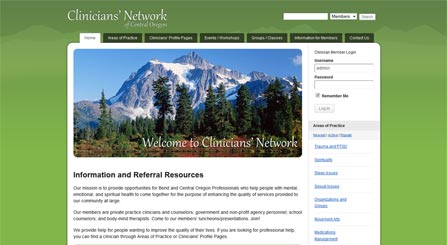 CliniciansNetwork.org
