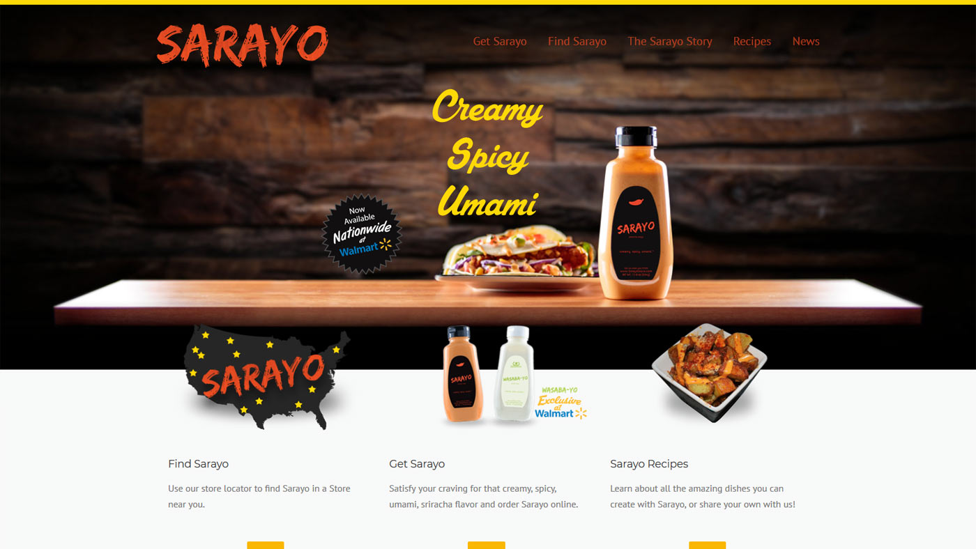Sarayo Sauce